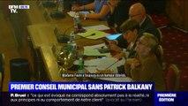 Entre huées et applaudissements, l'ambiance très électrique du premier conseil municipal présidée par Isabelle Balkany à Levallois-Perret