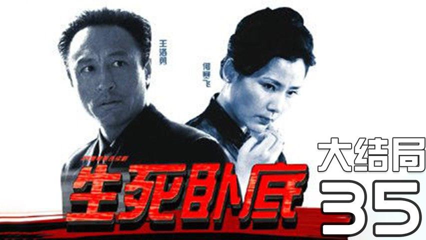 【超清】《卧底警察》第35集 王奎荣/付曼/赵小锐/赵成顺/任山/刘畅/武笑羽