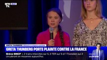 16 jeunes écologistes, dont Greta Thunberg, portent plainte contre 5 pays, dont la France, pour leur inaction climatique