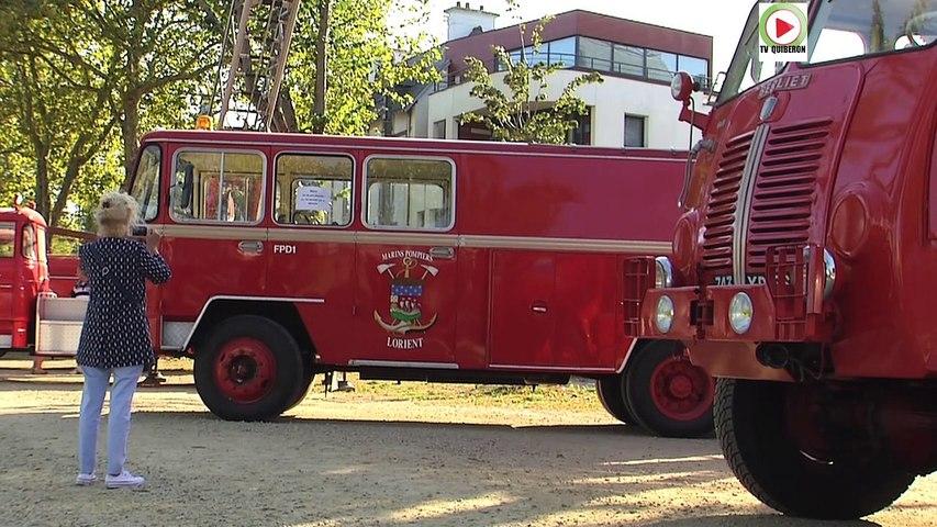 CongresSP 2019 Camions anciens - Vannes Télé