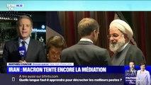 Que retenir de la rencontre Macron-Rohani à New York?