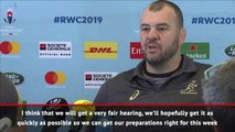 Cheika confident Hodge will be cleared to face Wales