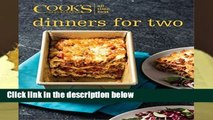 [READ] All-Time Best Dinners for Two