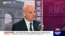"""Jouets genrés: """"Il y a  beaucoup à faire pour lutter contre les stéréotypes chez les petits enfants"""", estime Jean-Michel Blanquer"""