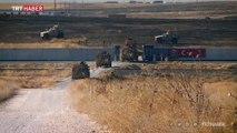 Fırat'ın doğusunda ABD ile ikinci ortak kara devriyesi başladı