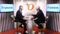 Retraites: «J'ai toujours été pour un régime universel mais là il y a un problème de méthode!», juge Hervé Morin