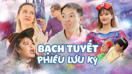 Nhạc Chế - BẠCH TUYẾT PHIÊU LƯU KÝ - Thái Dương , Việt Johan - Official Parody MV