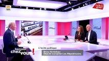 Best Of Bonjour chez vous ! Invité politique : Brice Hortefeux (24/09/19)