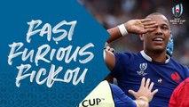 Player Focus : Gael Fickou's amazing performance v Argentina