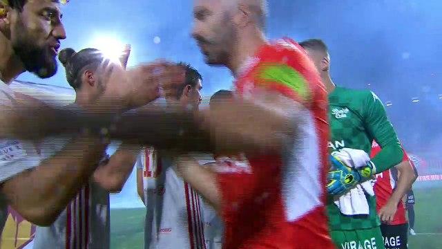 Le résumé de la rencontre FC Lorient - Rodez (2-1) 19-20