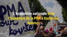 L'Assemblée nationale vote l'ouverture de la PMA à toutes les femmes