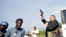 Proteste in Haiti: Politiker zieht Pistole und schießt