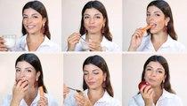 8 طرق مبتكرة لتكبير الخدود، توريدها وإبرازها طبيعياً