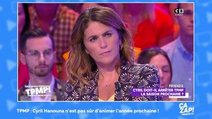 REPLAY TPMP : Cyril Hanouna n'est pas sûr d'animer l'année prochaine !