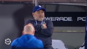 Argentine - L'équipe de Maradona n'y arrive toujours pas