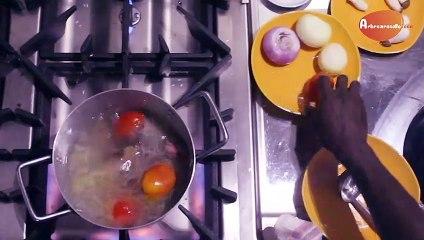 Arbrearecette.com : Sauce Djoumgblé