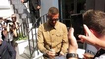David Beckham announces new fashion apprenticeship program