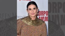 Demi Moore blames mum for alleged teenage rape incident