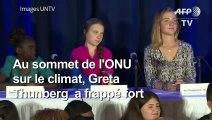 Climat: les accusations de Greta Thunberg