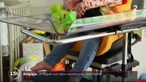 Belgique : un appel aux dons record permet de sauver une fillette