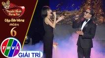 THVL | Tuyệt đỉnh song ca - Cặp đôi vàng 2019 | Tập 6[5]: Trăm nhớ ngàn thương, Mười năm tình cũ - Minh Dũng, Thái Ngân