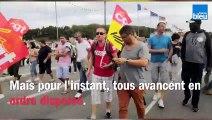 Mobilisation de la CGT contre la reforme des retraites ce 24 septembre à Bayonne