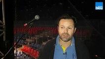3eme festival international du cirque de Tours l'orchestre