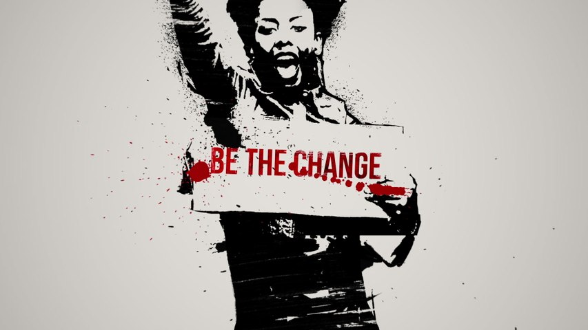 Marieme - Be The Change (The Shelter)