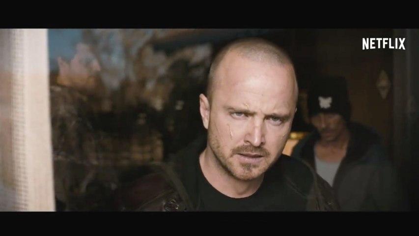 El Camino: A Breaking Bad Movie official trailer (Netflix)