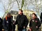 Discours d'Olivier Besancenot le 4 février 2008