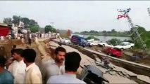 Pakistan'da 5.9 büyüklüğünde deprem