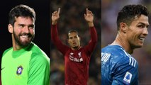 Veja a seleção dos melhores do mundo eleita pela Fifa