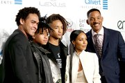 Will and Jada Pinkett Smith Held An Intervention for Jaden After He Turned Vegan