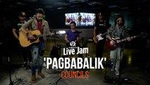 'Pagbabalik' – Councils