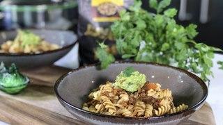 Tornillo regio con machaca  - Cocina con Conexión