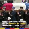 la France a rendu hommage au colonel Arnaud Beltrame