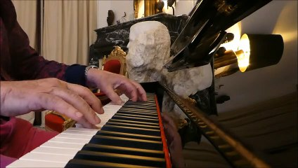 tribut à christophe  beauregard photographe,impro piano vladimir mitz