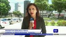 Presentan denuncia penal contra la procuradora Porcell - Nex Noticias