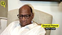 BJP is Scared Ahead of Elections: Sharad Pawar
