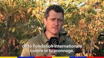 Hugo Clément et Clément Brelet ont passé quelques jours avec les chasseuses de braconniers