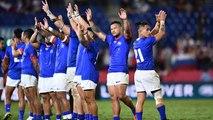 Coupe du monde de Rugby : les Samoa écrasent, non sans mal, la Russie