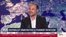 EasyWallet démocratise le paiement en bitcoin - 24/09