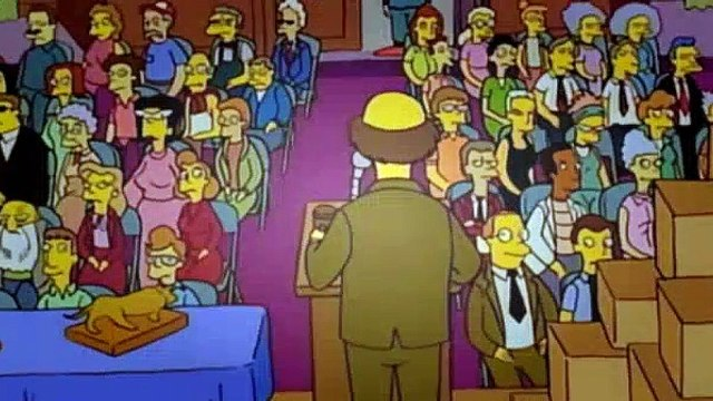 The Simpsons Season 7 Episode 15 - Bart the Fink