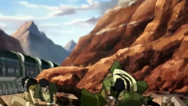 Avatar The Legend of Korra Season 4 Episode 1 After All These Years