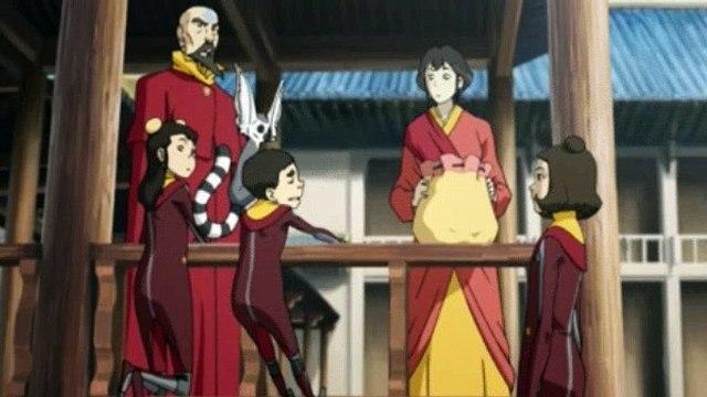 Avatar The Legend of Korra Season 4 Episode 4 The Calling