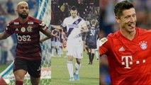 Os maiores goleadores por clubes do mundo no ano