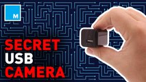 This USB charger doubles as a high grade security camera — Future Blink
