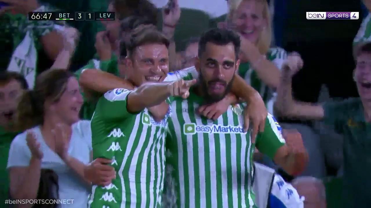 """Résultat de recherche d'images pour """"Real Betis 3:1 Levante"""""""