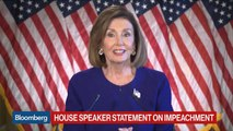 Pelosi Announces Impeachment Inquiry, Says Trump Must Be Held Accountable