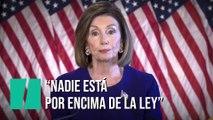 Así ha anunciado Nancy Pelosi la investigación de 'impeachment' de Trump